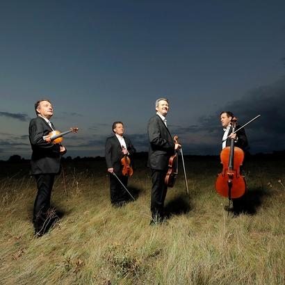 Un Quatuor à l'Opéra