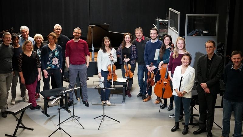 Dernières places : Stage pour musiciens amateurs en janvier 2021