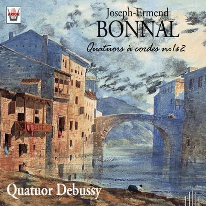 BONNAL, Quatuor n°1 et 2