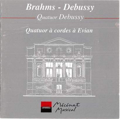 Quatuor à cordes à Evian