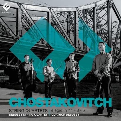 CHOSTAKOVITCH String quartets