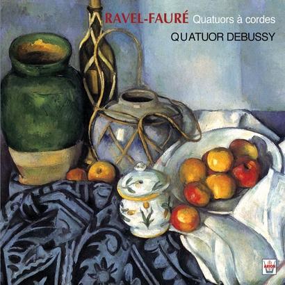RAVEL / FAURE, Quatuors