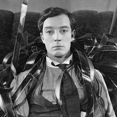 Hommage à Buster Keaton