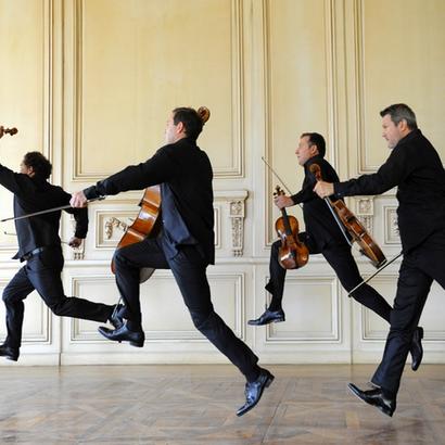 Dans l'Atelier du Quatuor Debussy