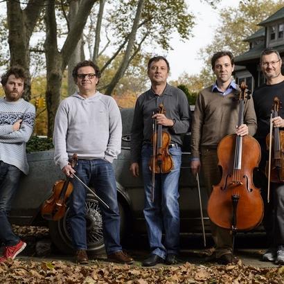 Gabriel Kahane & le Quatuor Debussy