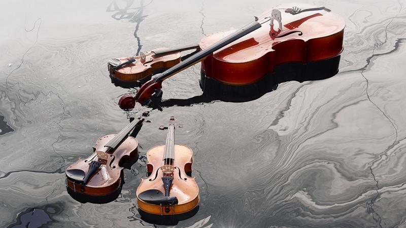 Le Quatuor Debussy accueille Emmanuel Bernard (2nd violon)