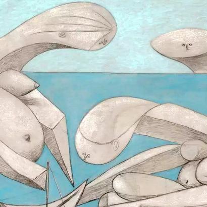Picasso, Erik Satie et le Groupe des 6