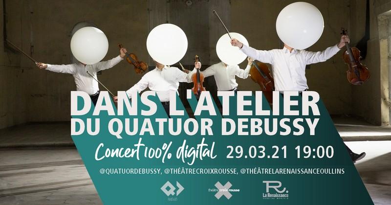 Concert gratuit en ligne avec Franck Tortiller